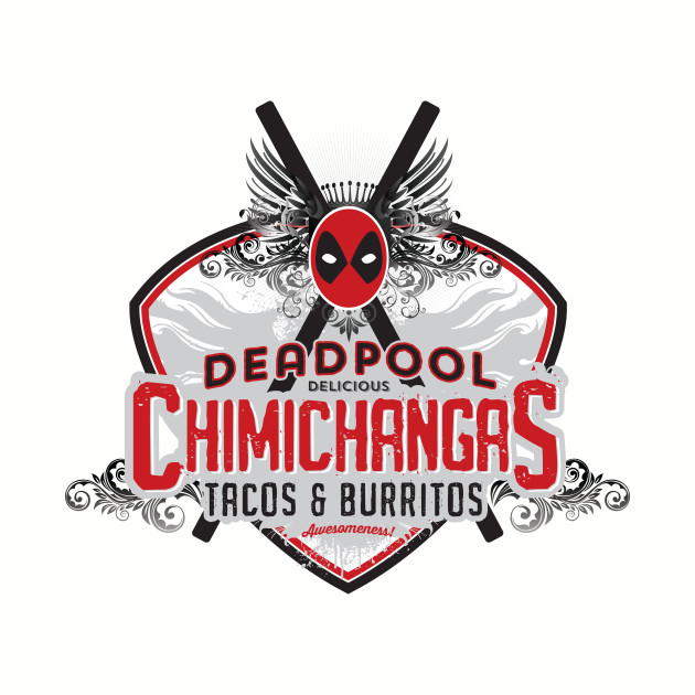 Deadpool Chimichangas