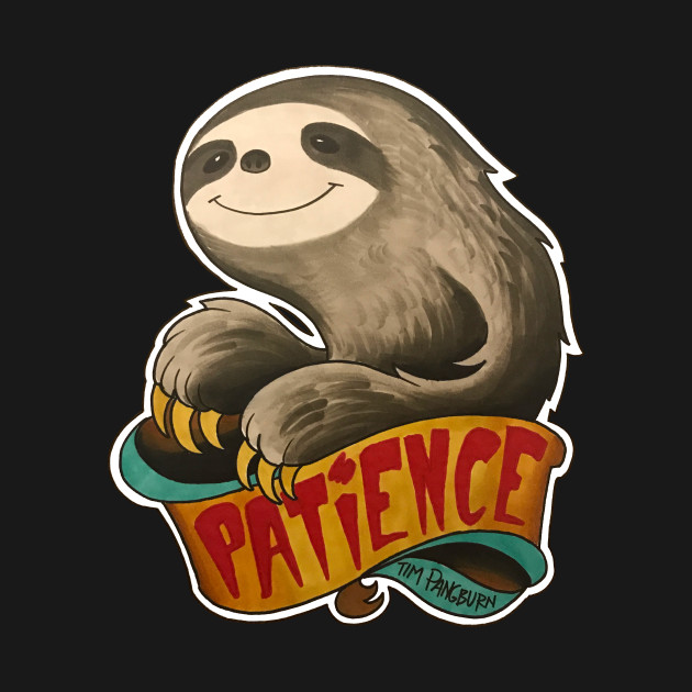 Patience Sloth