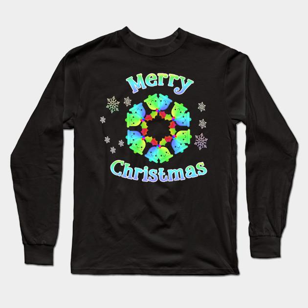 Christmas bells bells Christmas Long Sleeve T-Shirt