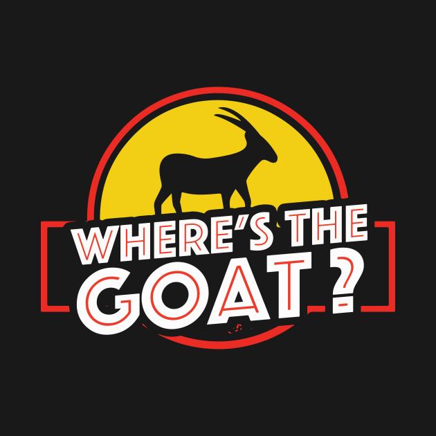 Where's the Goat? Jurassic Park