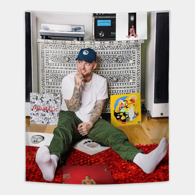 mac miller with albums