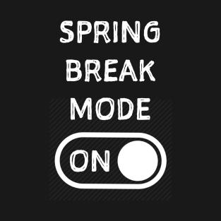 33bbf03e Spring break shirt. Spring break tshirt. T-Shirt