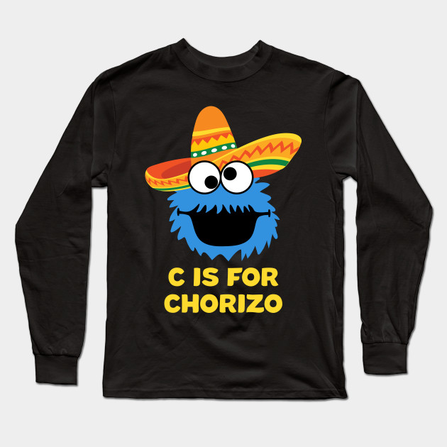 6d866dcf Funny Mexican Monster - Mexico - Long Sleeve T-Shirt | TeePublic