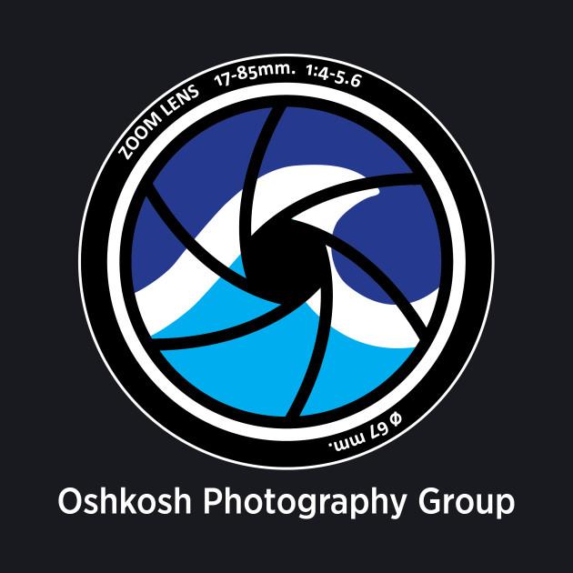 OPG Lens Logo White Type
