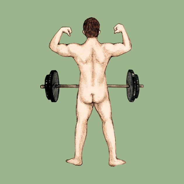 Lift Like A Boss - Funny Gym Fitness Weight Lifting