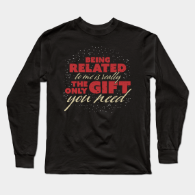 2ab98895 Best Gift For Men Long Sleeve T-Shirts | TeePublic