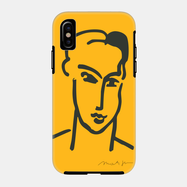 coque iphone 7 matisse