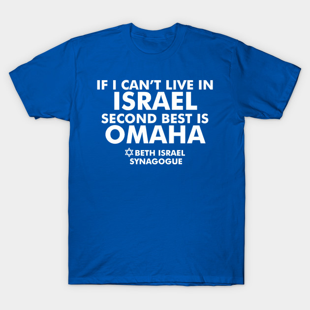 If I can't live in Israel...