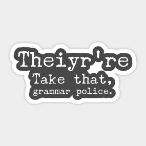 Grammer Grammar