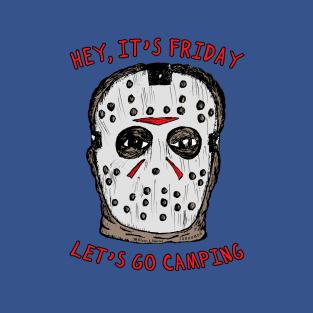 Friday Camping t-shirts
