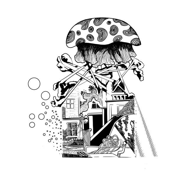 Mushroom Invasion