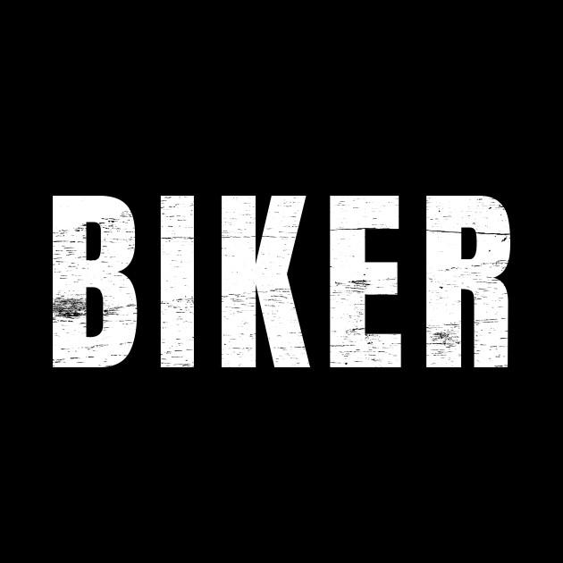 BIKER Distressed Style