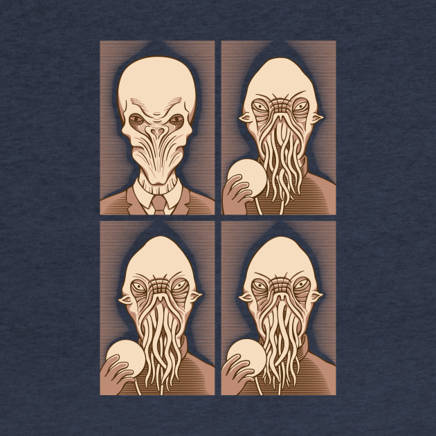 Ood One Out - Silent