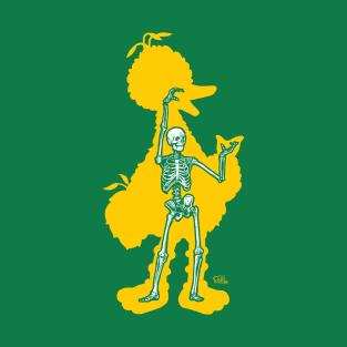 Big Bird X-Ray t-shirts