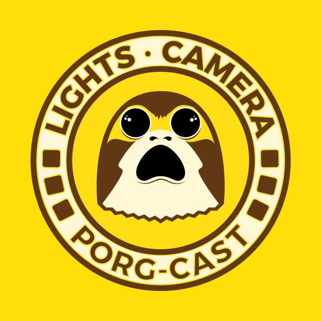 Lights, Camera, Porg-cast