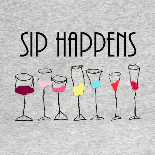 Funny Wine Quote T-Shirts | TeePublic
