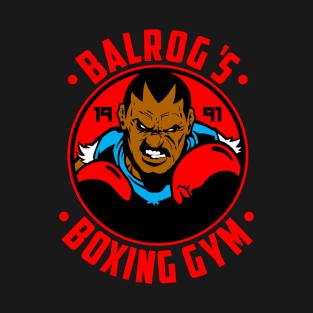 Balrog's Gym t-shirts