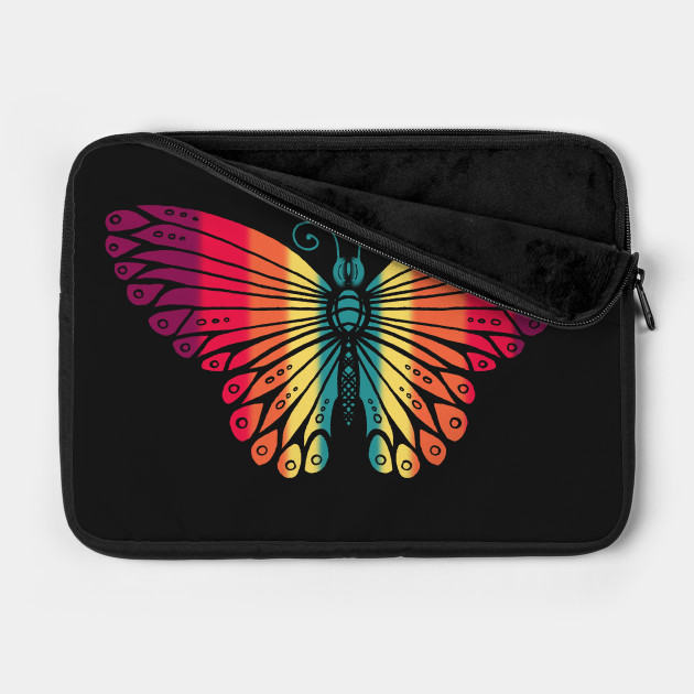 Butterfly Monarch illusion