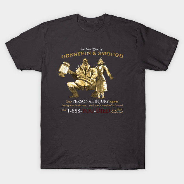 The Law Offices of Ornstein & Smough T-Shirt