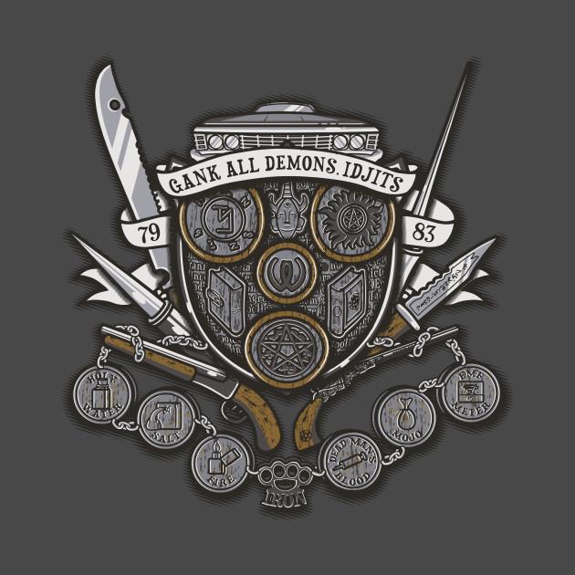 Winchester's Crest T-Shirt
