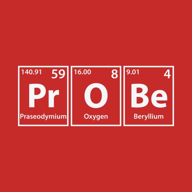 Probe Elements Spelling