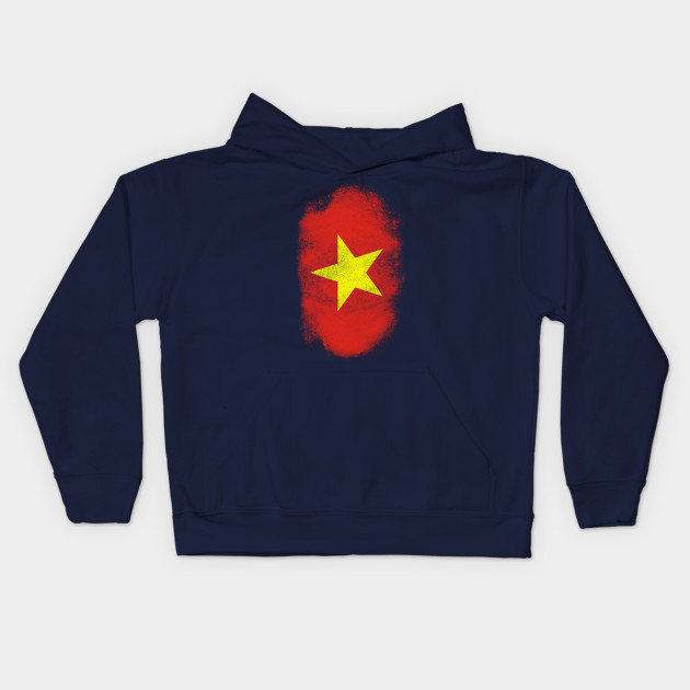 Vietnam Flag Souvenir - Distressed Vietnamese Design