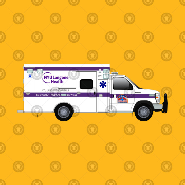 NYU Langone Health New York Ambulance