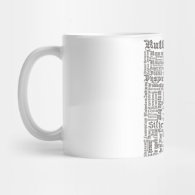 Chemical Elements... Mug