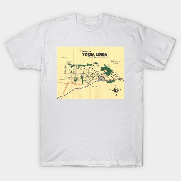 Yorba Linda by pendersleighandsonscartography on claremont map, madison heights map, kalamazoo map, downey map, gresham map, south los angeles map, whittier blvd map, san lorenzo map, linda cal map, los alamitos map, woodland map, elberton map, sherman oaks map, covington map, placentia map, san dimas map, santa ysabel map, ione map, linda ca map, oak view map,