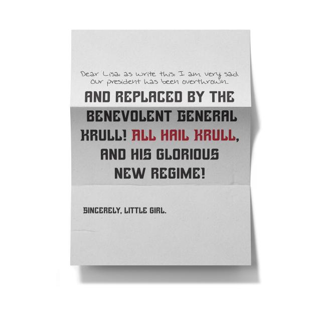 All Hail General Krull!