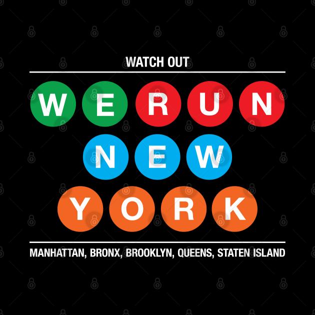 We Run New York