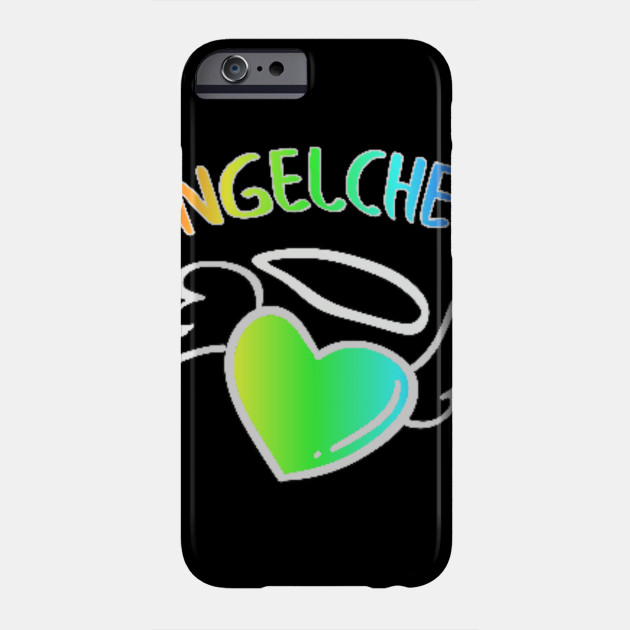 Sweet angel heart design wings love sweet Phone Case