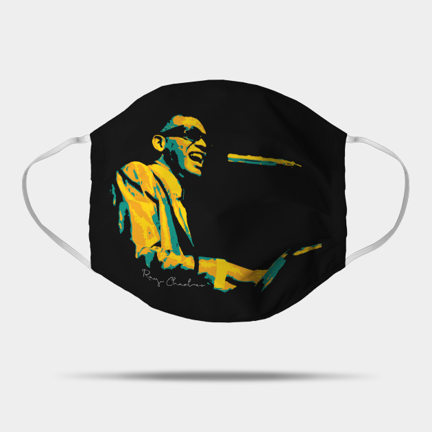 Ray Charles. Ray Charles Robinson. was an African-American singer, songwriter, pianist, and composer. musician legends. Brother Ray. The Genius. pioneered the soul music genre v3