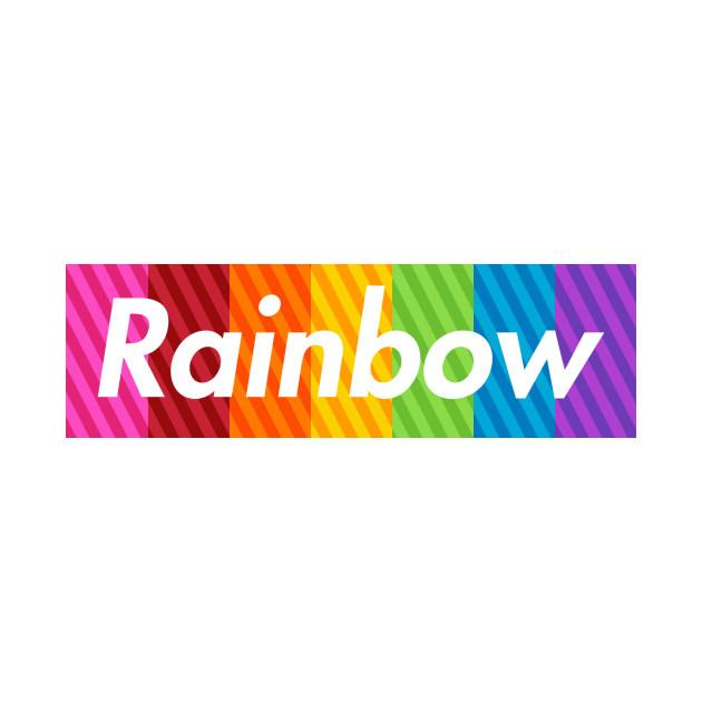Rainbow - Supreme Parody
