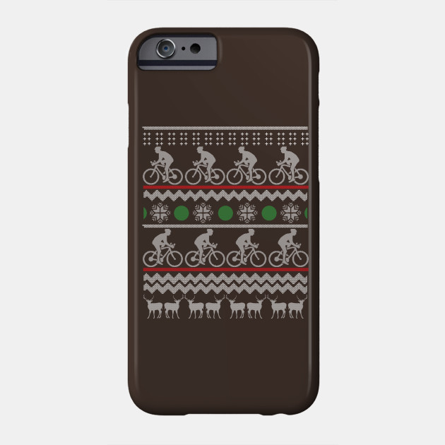 Cycling Bicycle Christmas Ugly Sweater X-mas Gift