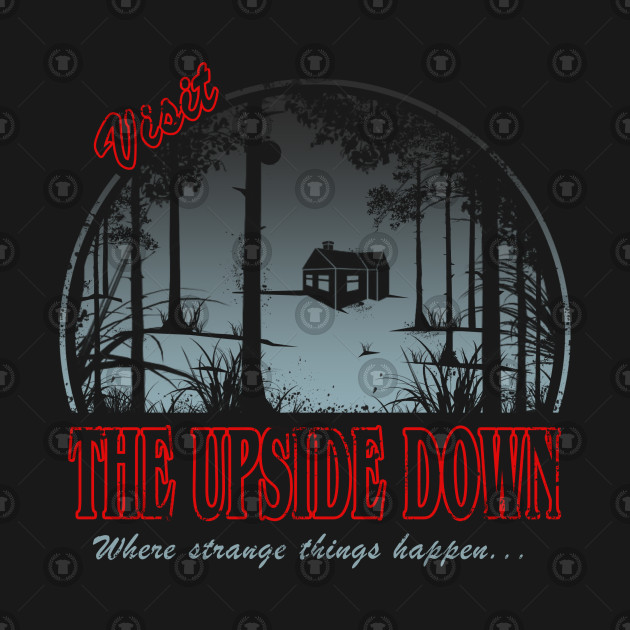 Visit The Upside Down