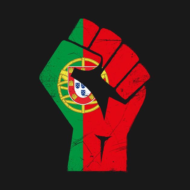 Portugal Pride - National Flag Travel Souvenir