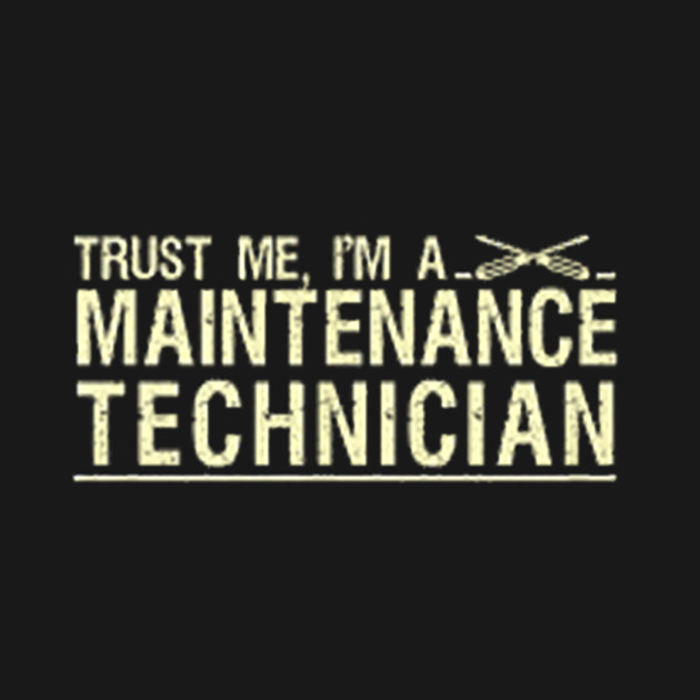 Maintenance Technician Shirt