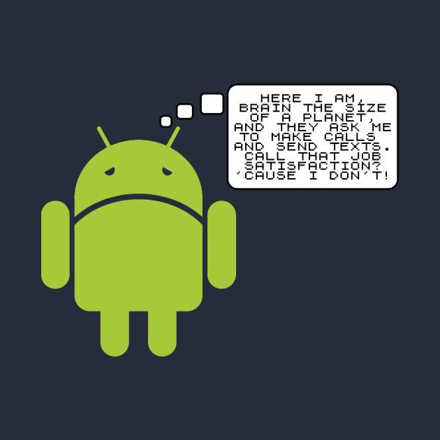 Android Paranoia