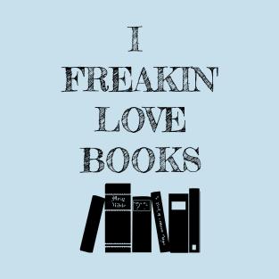 I Freakin' Love Books