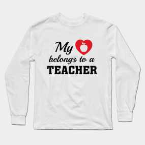 0259e5a0 Teachers Long Sleeve T-Shirts | TeePublic
