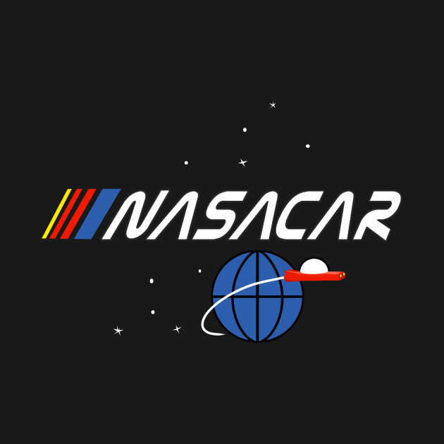 Nasacar - Nascar - Canotta   TeePublic IT