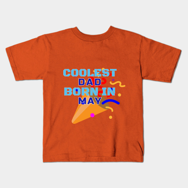 Family Birthday T Shirt For A Cool Dad Kids