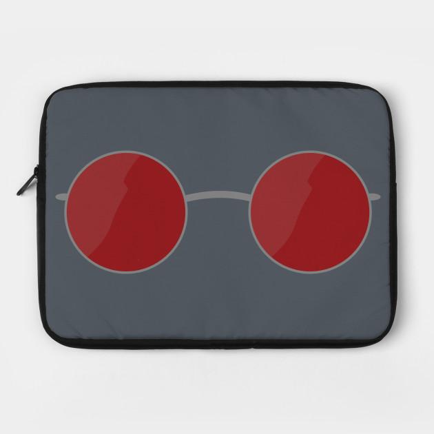 9f64aa480fd7 Matt Murdock Glasses - Daredevil - Laptop Case