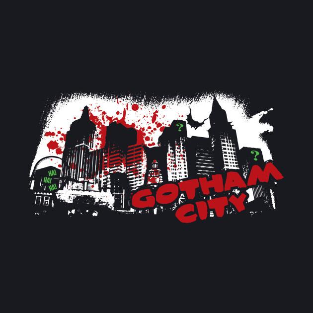 Gotham Sin City