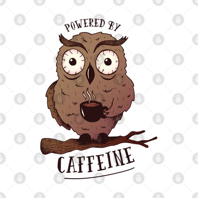 CAFFEINE OWL