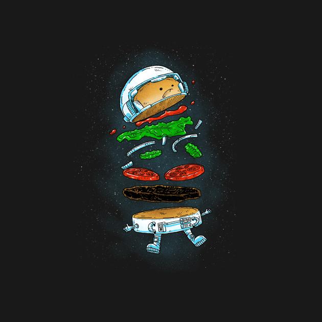 The Astronaut Burger
