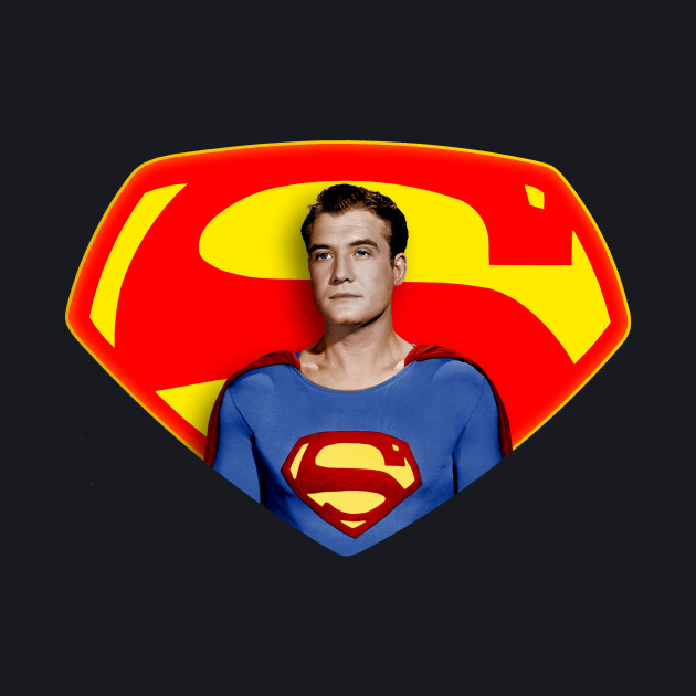 George Reeves Is Superman!