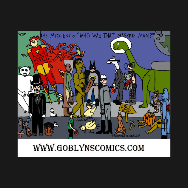 Goblyn's Comics Group