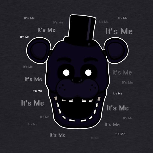 Five Nights at Freddy's - Shadow Freddy - It's Me